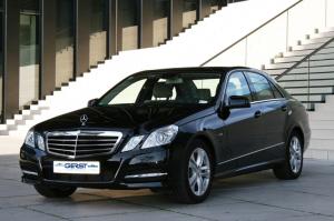 Fleet - Mercedes E-Class Limousine