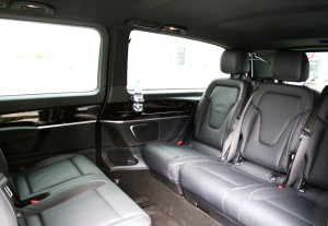 Travelling Relaxed in Mercedes V-Class