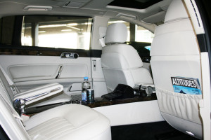 VW Phaeton in feinstem Leder